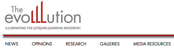 Evolllution Website image