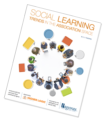 Social Learning Trends in the Association Space