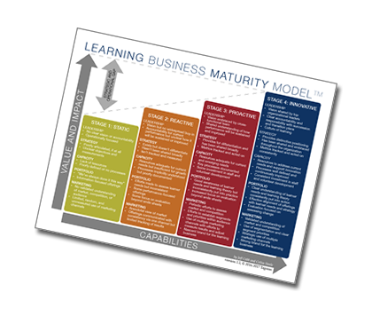 Learning Business Maturity Model